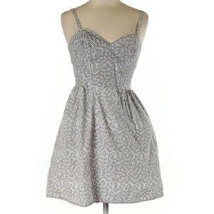 Urban Outfitters | drunk zebra dress